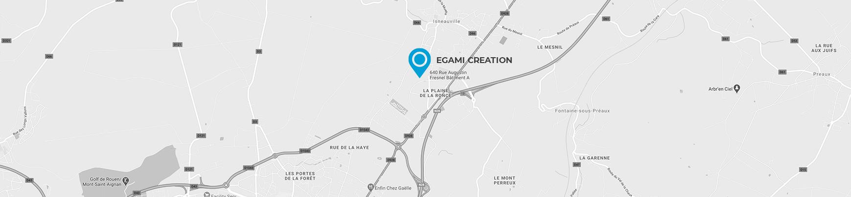 Egami Creation, agence de communication Rouen