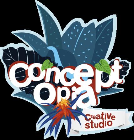 Logo Conceptopia